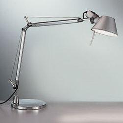 Artemide - Artemide | Tolomeo Mini Table Lamp - Design by Michele De Lucchi and Giancarlo Fassina, 1987.