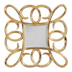 Bassett Mirror Company - Bassett Mirror Company Remarco Wall Mirror - Remarco Wall Mirror by Bassett Mirror Company Mirrors (1)