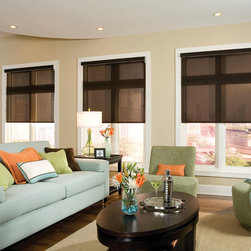 Roller Blinds - I am looking to either purchase shutters, wood blinds, or honeycombs shades. My problem right now is that their are so many choices and great looking products. My main focus is on a traditional look and a product that will insulate my windows. Living in Arizona means that the heat from outside penetrates your windows.