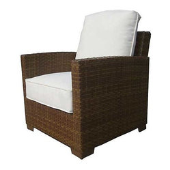 Panama Jack St. Barths Recliner Lounge Chair