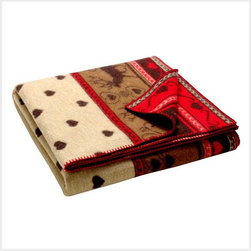 Cabin Decor Throw, Blankets, Pillows -