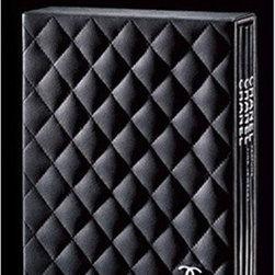 Chanel Luxury Set - Assouline - If you were ever going to judge a book by its cover, you should judge this 3-volume tome, which is encased in signature Chanel quilted leather slipcase.