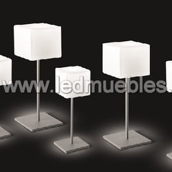 Rechargeable Battery LED Cube - WeiMing Electronic Co.,LTD specialized in developing manufacturing and marketing Nightclub Led Dance Floor,Illuminated Waterproof Led Ball,Disco Led Furniture,Led Bar Counter,Led Chair,Led Cube,Led Table,Led Sofa,Led Bench Stool, Led Ice Bucket,Led Lounge Furniture, Led Flower Pot, Etc