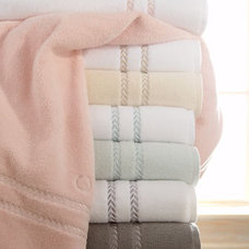 Traditional Towels by Horchow