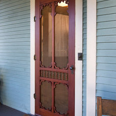 Farmhouse Entry by Vintage Doors