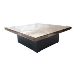 Madera Home - Contemporary Coffee Tables -