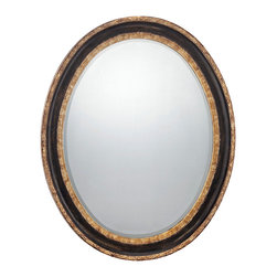 Savoy House - Savoy House 4-Fov3353-221 Oval Mirror - Savoy House 4-FOV3353-221 Oval Mirror