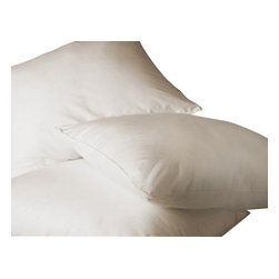 Pacific Coast Feather Company - Restful Nights Easy Rest Pillow, Standard - Restful Nights Easy Rest Pillow - StandardThe Easy Rest® pillow delivers long-lasting comfort at an affordable price. Featuring crimped Durafill™ fibers for resilient, springy support and comfort.