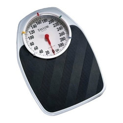 """Maxsa Innovations - Taylor 1130T Easy-To-Read 7"""" Dial Scale - -330lb capacity in 1lb increments"""