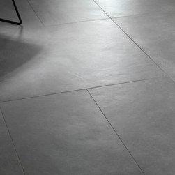 Smart Town - Pavimento in gres finto cemento Smart Town, colore Grey - particolare