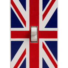 Contemporary Switch Plates And Outlet Covers by BBC America Shop
