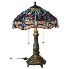 traditional table lamps by Overstock.com