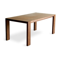 Gus Modern Plank Dining Table