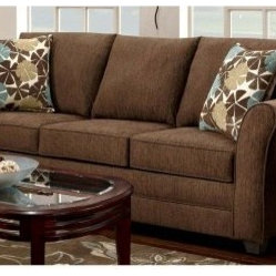 Chelsea Home Essex Sofa - Council Fudge