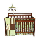 Trend Lab Giggles Crib Bedding Set
