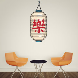 Japanese Symbol Vinyl Wall Decal JapaneseSymbolUScolor006; 12 in. - Vinyl Wall Decals are an awesome way to bring a room to life!