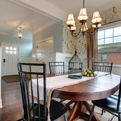 traditional  by RW Anderson Homes