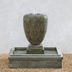 Campania - Longwood Arabesque Fountain -