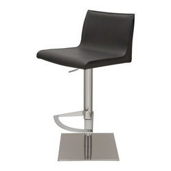 Nuevo Colter Adjustable Bar Stool