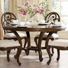 Traditional Dining Tables by National Furniture Supply