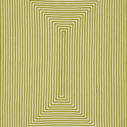 """Loloi Rugs - Loloi Rugs In/Out Collection - Lime, 3'-6"""" x 5'-6"""" - Hand-braided in China of 100% polypropylene, the In/Out collection offers a fun and simplistic look. This easy-to-place collection works nicely in an interior space or outdoors, and is available in an array of both neutral and vibrant colors."""