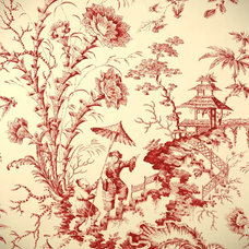 Asian Wallpaper by Passementeries