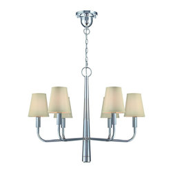 Lite Source - Marquise 6 Light Single Tier Chandelier - To put it plainly and simply, Lite Source is a quality manufacturer of a vast selection of both beautiful and affordable interior lamps, not to mention a small number of other household items.