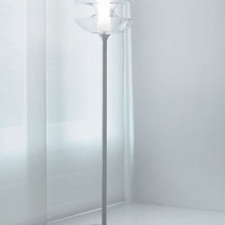 Penelope 50 Floor Lamp By Modiss Lighting - Penelope 50 by Modiss is a modern floor lamp part of the Penelope collection which includes table and pendant lights.