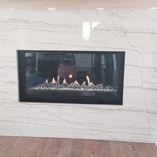 by Colorado Custom Fireplace