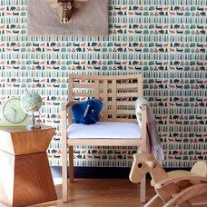 Wallpaper by Spoonflower