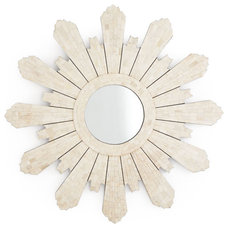 Traditional Makeup Mirrors by Wisteria