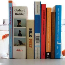 Eclectic Bookends by Generate Design