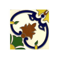 Mediterranean Tile by Talavera & Ceramic Tile Studio