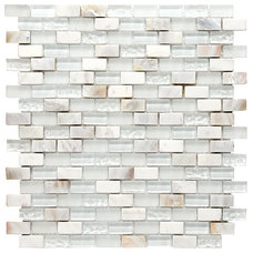 Contemporary Tile by Troy Tile & Stone