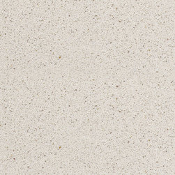 Blanco Norte Silestone - Very consistent tight white pattern would work well in a bright modern kitchen, white will work well against a patterned tile and most cabinet styles and colors.