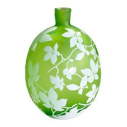 Cyan Design - Cyan Design 04507 Small Blossom Vase - Cyan Design 04507 Small Blossom Vase