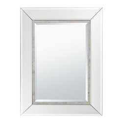 "Kichler - Kichler 78217 Chelle 38.5"" Modern Wall Mounted Mirror - Specifications:"