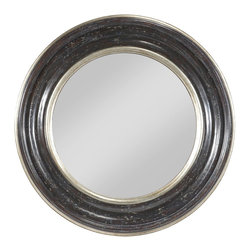 EuroLux Home - New Mirror  Silver Rub Through Accents - Product Details