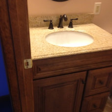 Traditional Bathroom Vanities And Sink Consoles by Lowe's of North East, MD