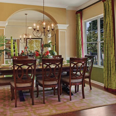 Contemporary Dining Room by David Weekley Homes