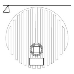 """WarmlyYours - Mirror Defogger 15""""W x 15""""L Circle - Previously available only in spas or luxury hotels, now you can enjoy the clarity of a fog free mirror in your master bathroom. Warmly Yours electric mirror defogger transmits gentle warmth across the mirror's surface to prevent moisture from forming during bathing or showering. This mirror defogger comes ready to install in several shapes and sizes. Self-adhesive backing allows easy application to any wall-hung mirror in just minutes. Pre-attached power leads conveniently connect to your bathroom's 120-volt lighting fixture. The ultra-thin heating film draws only a minimal amount of energy and operates at a constant, regulated temperature of 104 degrees F (40 degrees C) to provide a safe, economical way to keep mirrors fog-free. This is suitable for dry location only."""