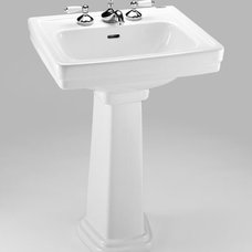 Traditional Bathroom Sinks by Exotic Home Expo