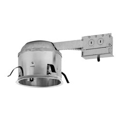 Halo - Halo Recessed Lighting 6 in. Shallow Non-Insulation Contact Remodel Housing - Shop for Lighting & Ceiling Fans at The Home Depot. The H27RT housing is designed for use in shallow ceilings where 2 x 6 joint construction is used. The wide variety of trims available allows for a number of different lighting effects to be created with one basic housing. The H27RT is designed for non-insulated shallow ceilings.
