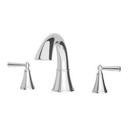 PRICE PFISTER - Roman Tub Faucet Trim Kit Less Handle *saxton Polished Chrome -