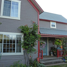 Eclectic Exterior by Sarah Greenman