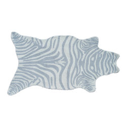 The Rug Market - Mini Zebra area rug -