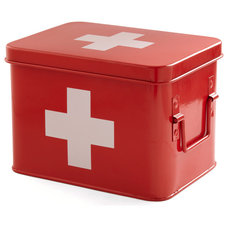 Contemporary Emergency And First Aid Kits by ModCloth