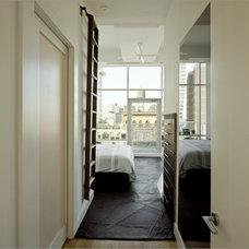 Contemporary Bedroom by TOKEN