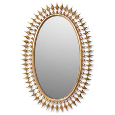 Transitional Mirrors by Kathy Kuo Home