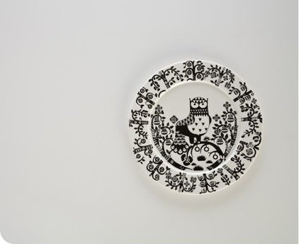 Eclectic Dinner Plates by Gretel Home